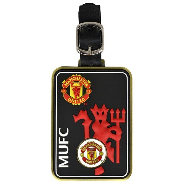 Manchester United Bag Tag Plus Ball Marker
