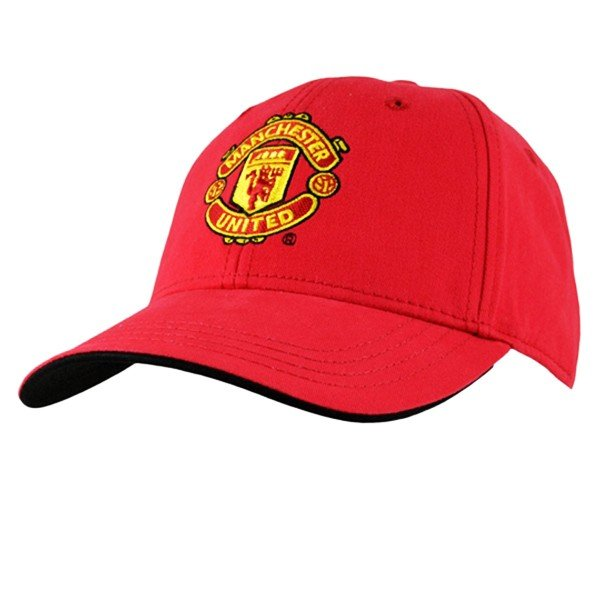 Manchester United Core Baseball Cap - Red