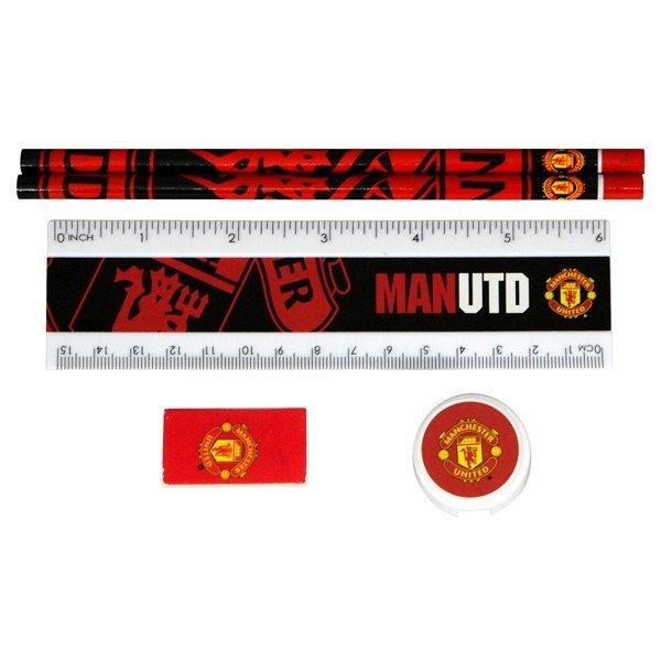 Manchester United Core Stationery Set