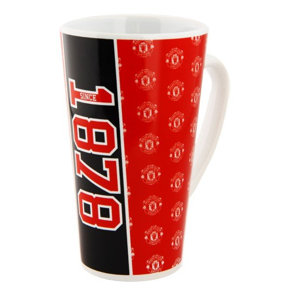 Manchester United Established Latte Mug