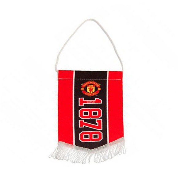 Manchester United Established Mini Pennant