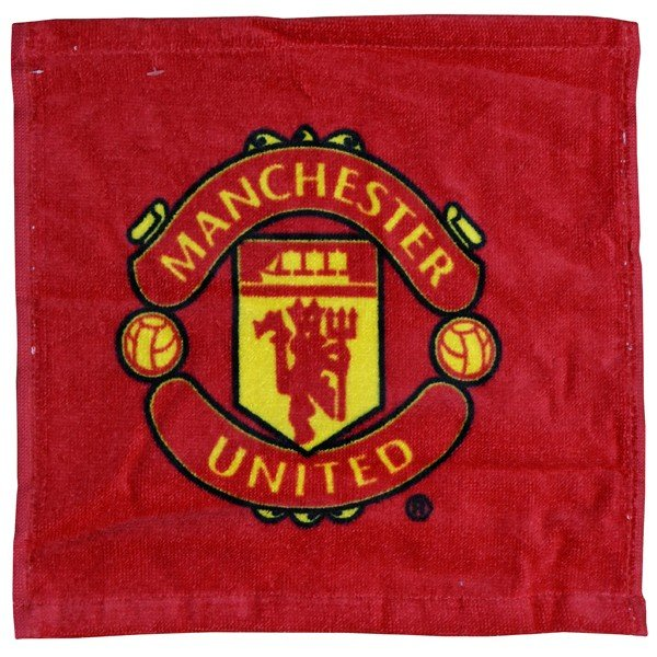 Manchester United Face Cloth Set -12PK
