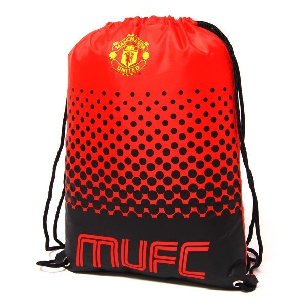 Manchester United Fade Gym Bag