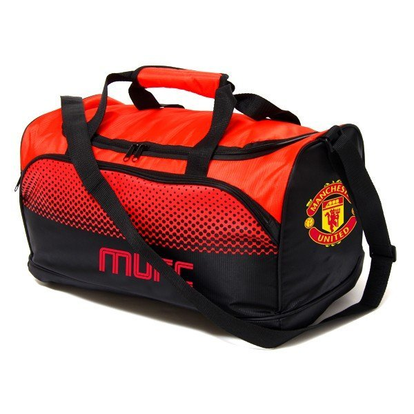 Manchester United Fade Holdall Bag