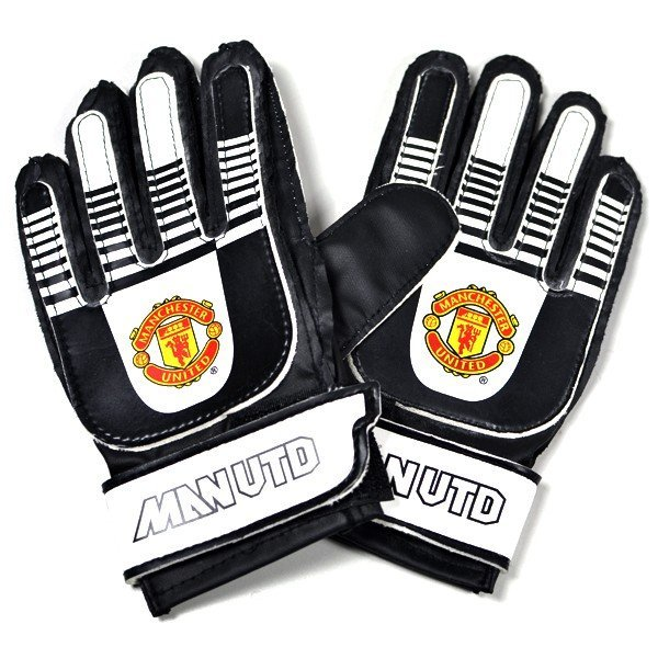 Manchester United Goalkeeper Gloves - Boys