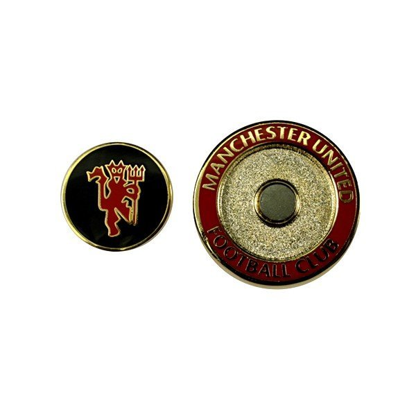 Manchester United Golf Ball Duo Marker