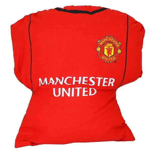 Manchester United Kit Cushion