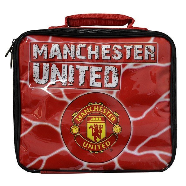 Manchester United Lightning Soft Lunch Bag
