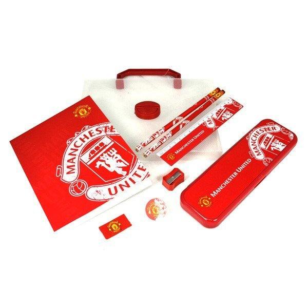 Manchester United New Mini PP Stationery Gift Set