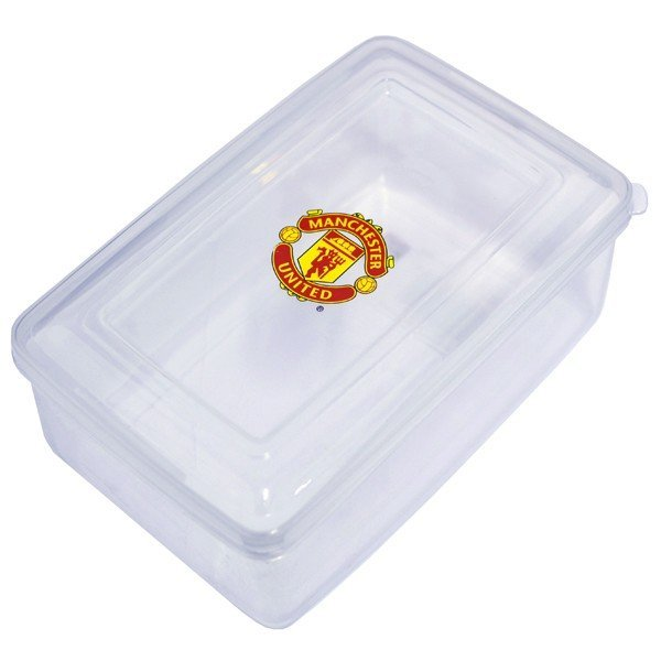 Manchester United Plastic Sandwich Box