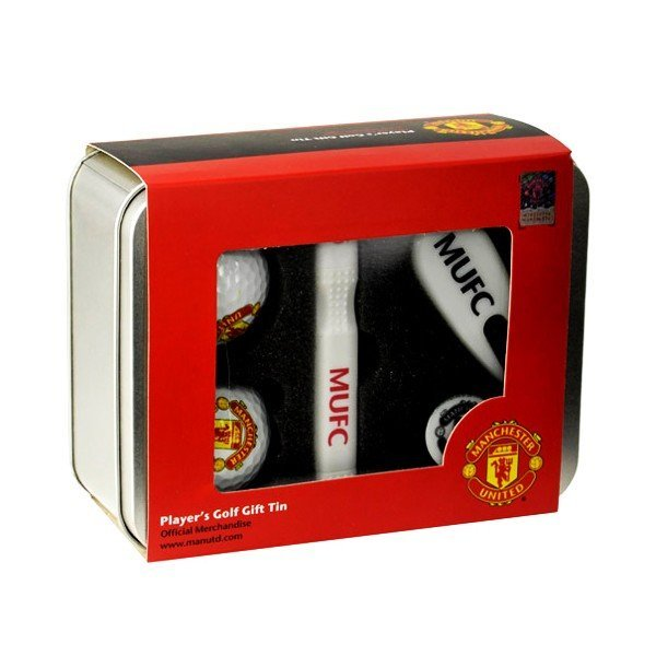 Manchester United Players Golf Gift Set