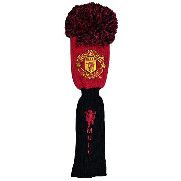 Manchester United Pompom Driver Headcover