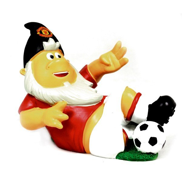 Manchester United Sliding Tackle Gnome
