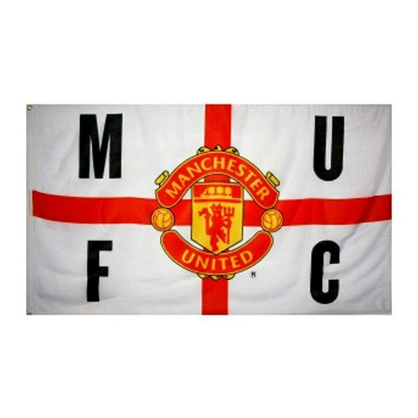 Manchester United St. George Flag