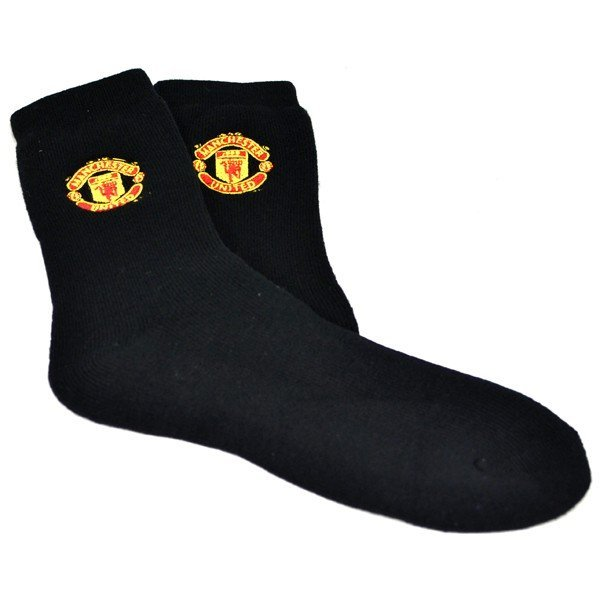 Manchester United Thermal Socks: 6 - 11