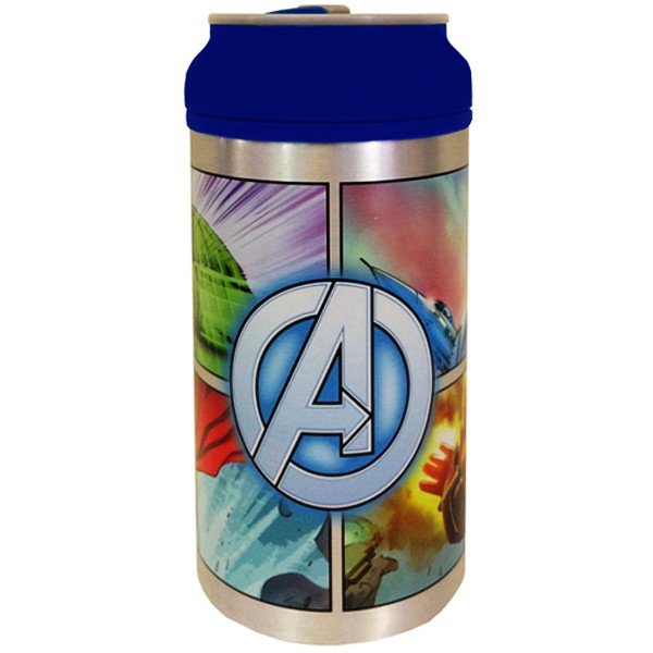 Marvel Avengers 500ml Aluminium Can