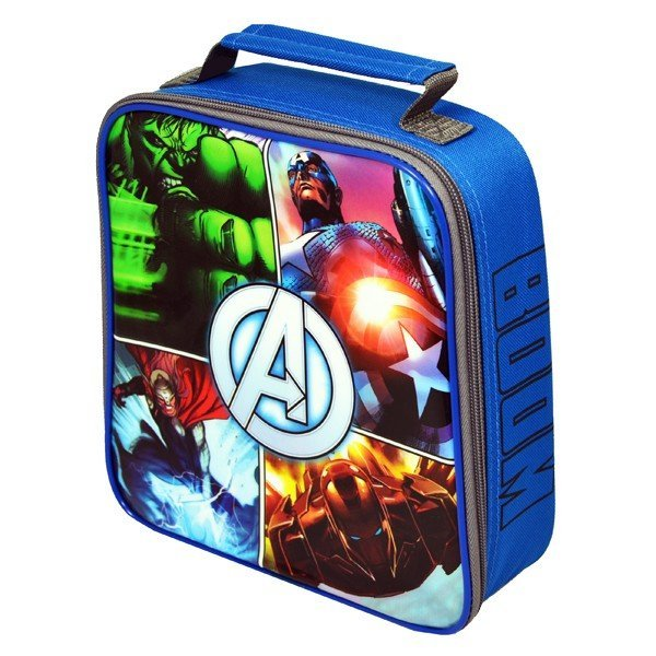 Marvel Avengers Assemble Lunch Bag