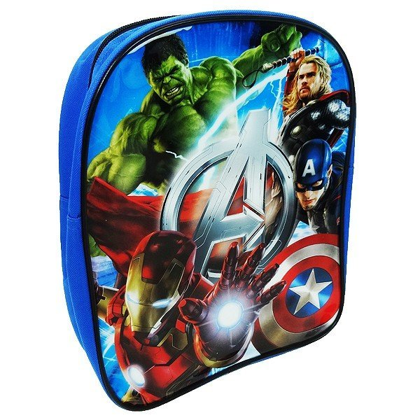 Marvel Avengers Electric Backpack