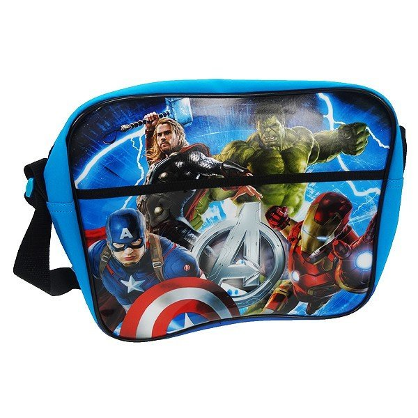 Marvel Avengers Electric Courier Bag
