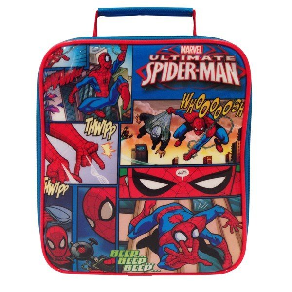 Marvel Ultimate Spiderman Lunch Bag