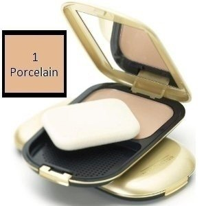 Max Factor Facefinity Foundation Compact - 1 Porcelain