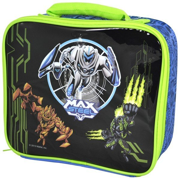 Max Steel Lunch Bag