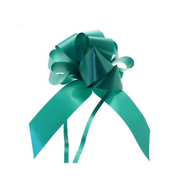 Midwest Ribbons 2 Inch Pull Bows - Emerald