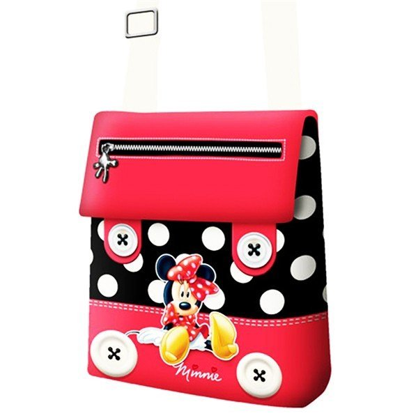 Minnie Mouse Action Pocket Shoulder Bag