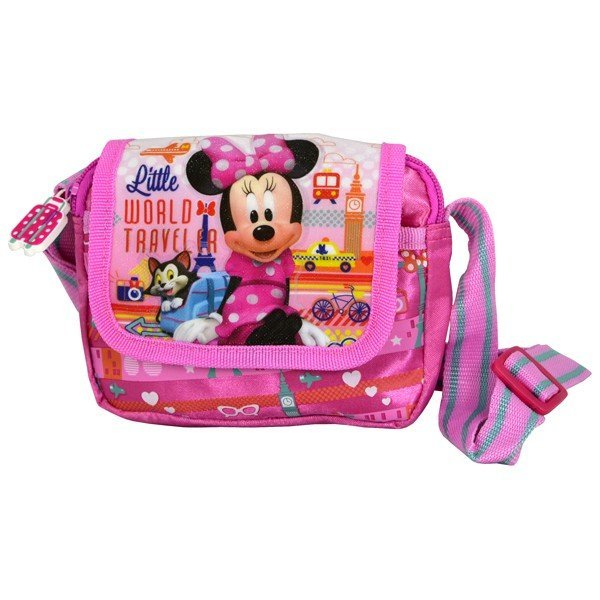 Minnie Mouse Shoulder Bag - World Traveler