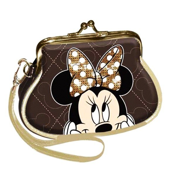 Minnie Mouse Small Lady Purse