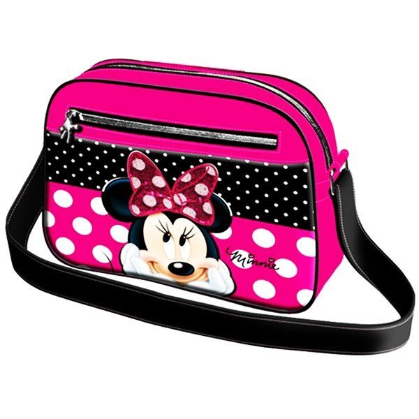 Minnie Mouse Small Zipped Shoulder Bag