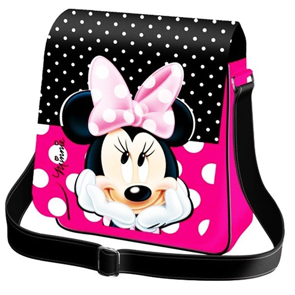 Minnie Mouse Vertical Shoulder