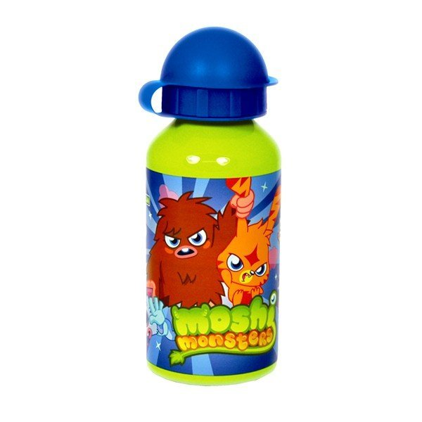 Moshi Monsters Boys Aluminium Water Bottle