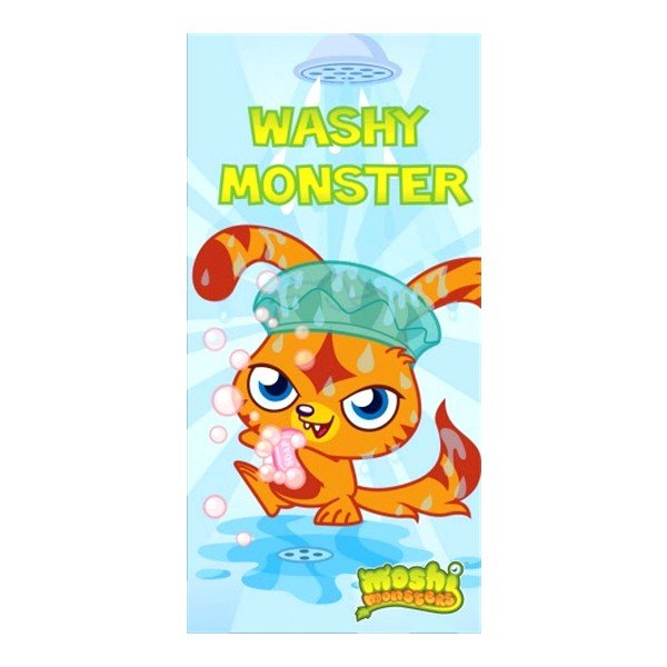 Moshi Monsters Monsters Towel