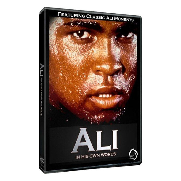 Muhammad Ali In His Own Words DVD