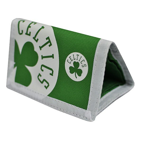 NBA Boston Celtics Big Logo Nylon Wallet