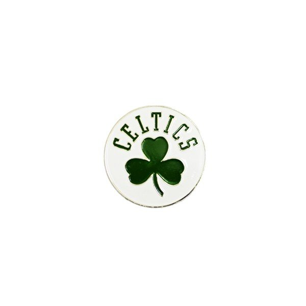 NBA Boston Celtics Crest Pin Badge
