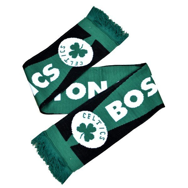 NBA Boston Celtics Optics Scarf