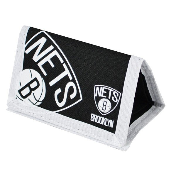 NBA Brooklyn Nets Big Logo Nylon Wallet