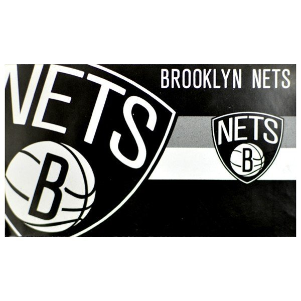 NBA Brooklyn Nets Horizon Flag