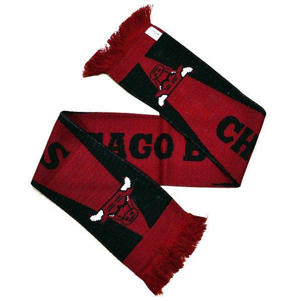 NBA Chicago Bulls Optics Scarf