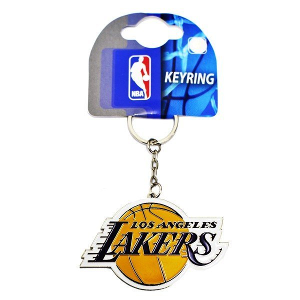 NBA Los Angeles Lakers Crest Keyring