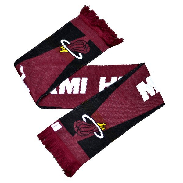 NBA Miami Heat Optics Scarf
