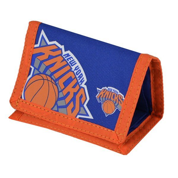 NBA New York Knicks Big Logo Nylon Wallet