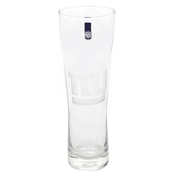 New York Giants Crest Peroni Pint Glass