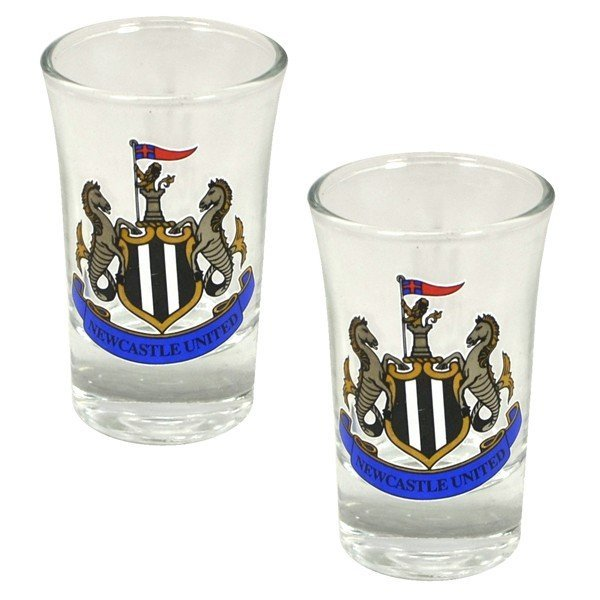 Newcastle United 2PK Shot Glass