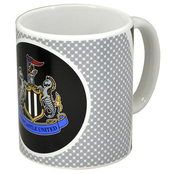 Newcastle United Bullseye 11oz Mug