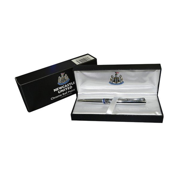 Newcastle United Chrome Ball Point Pen