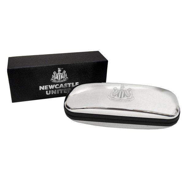 Newcastle United Chrome Glasses Case