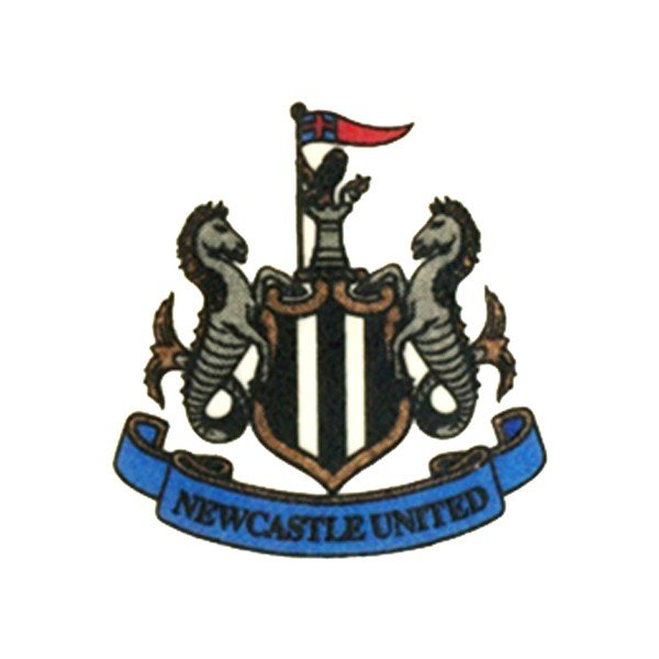 Newcastle United Crest Air Freshener